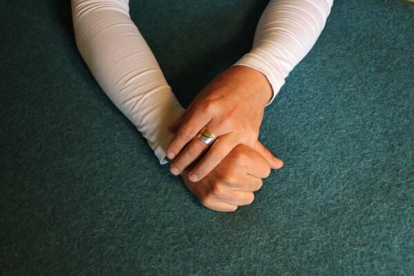 DIE FINGER - Anwendung Kleiner Finger